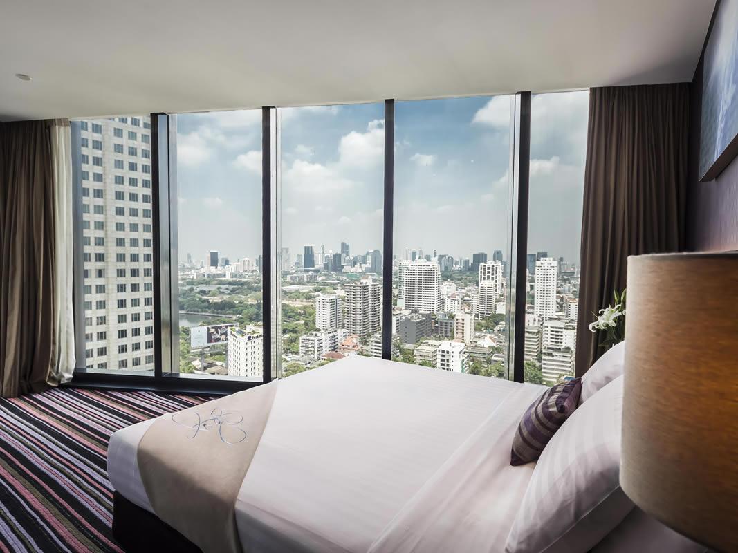 هتل کانتیننت بانکوک