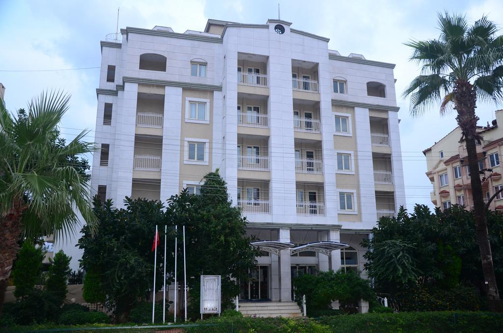هتل آلمنا