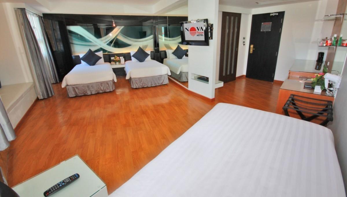 هتل نووا پلاتینیوم پاتایا