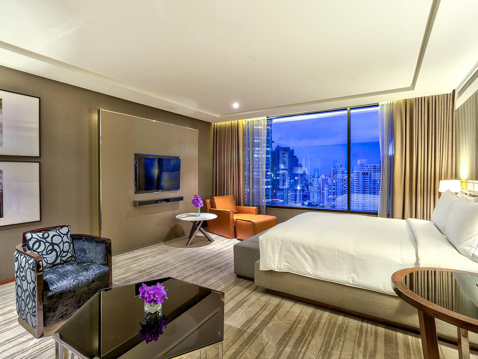 هتل هیلتون سوخومویت بانکوک