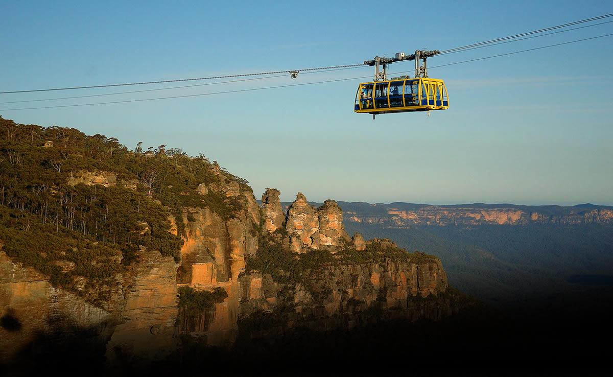 کوهستان آبی استرالیا