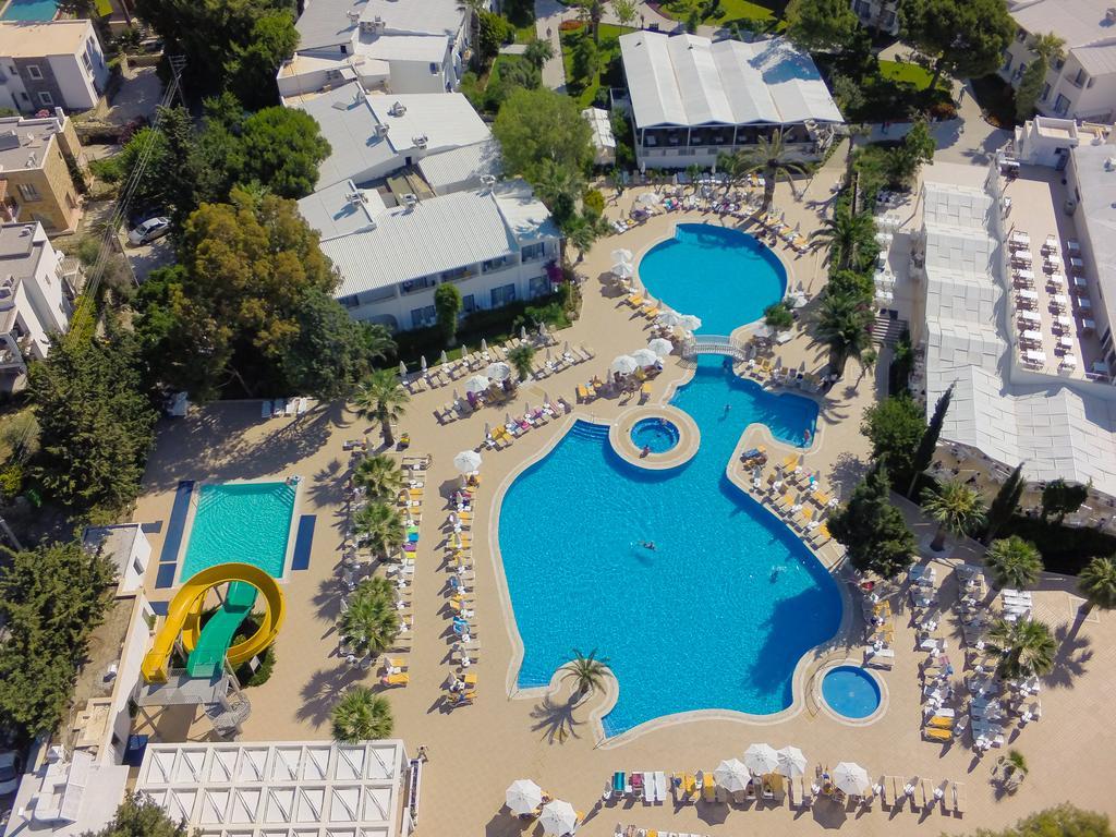 هتل لابراندا تی ام تی ریزورت بدروم