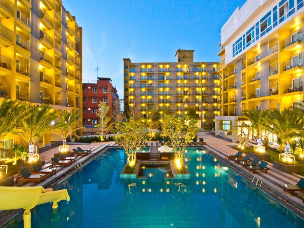 هتل گرند بلا پاتایا