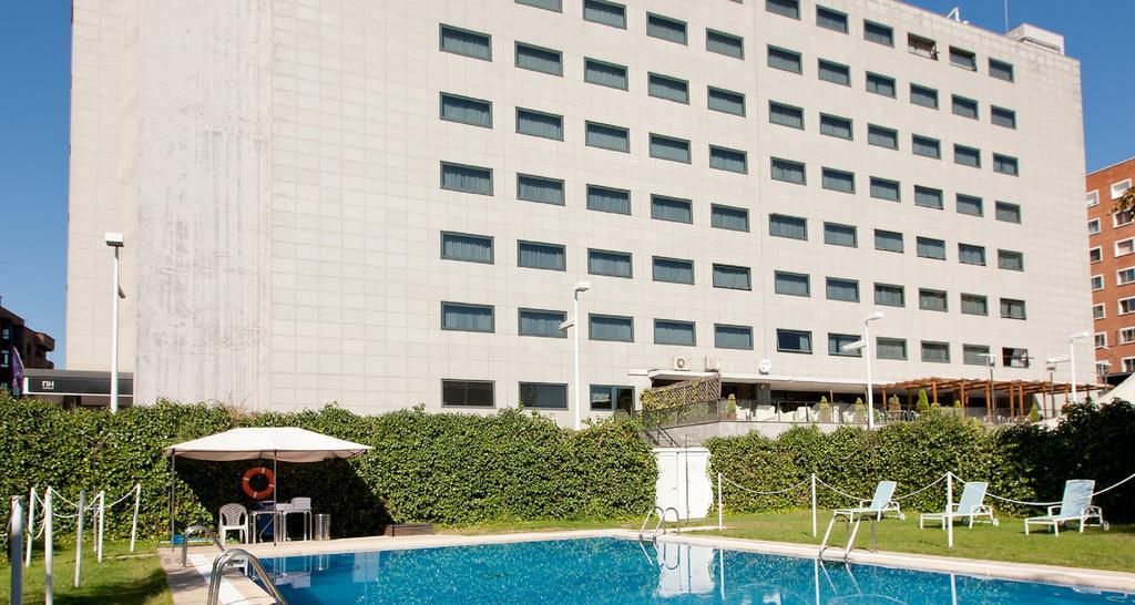 هتل ان اچ مادرید ونتاس