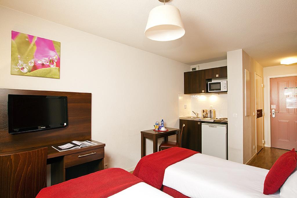 هتل سژوقز اند افیرز پاریس