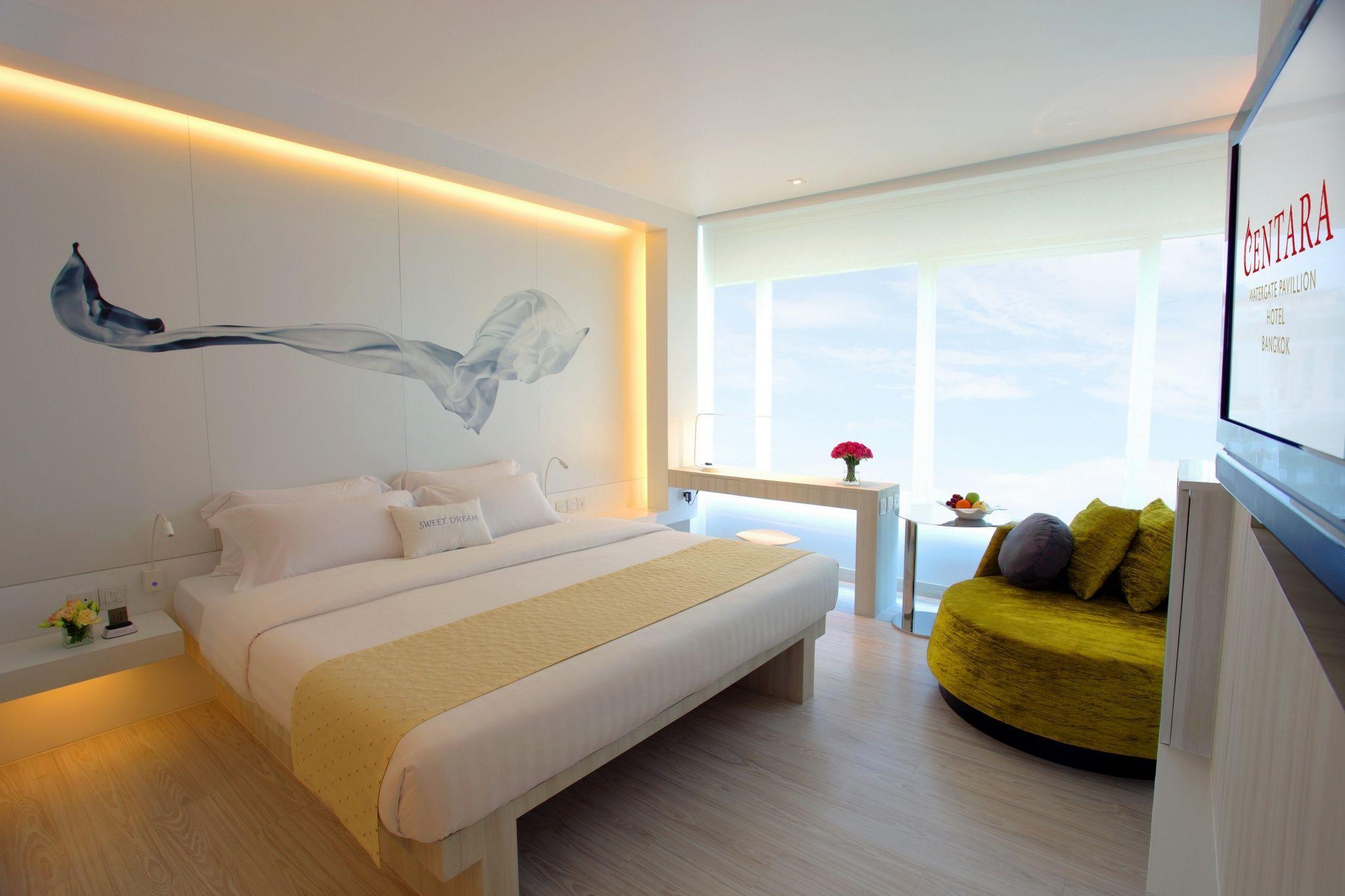 هتل سنتارا واتر گیت پاویلیون بانکوک