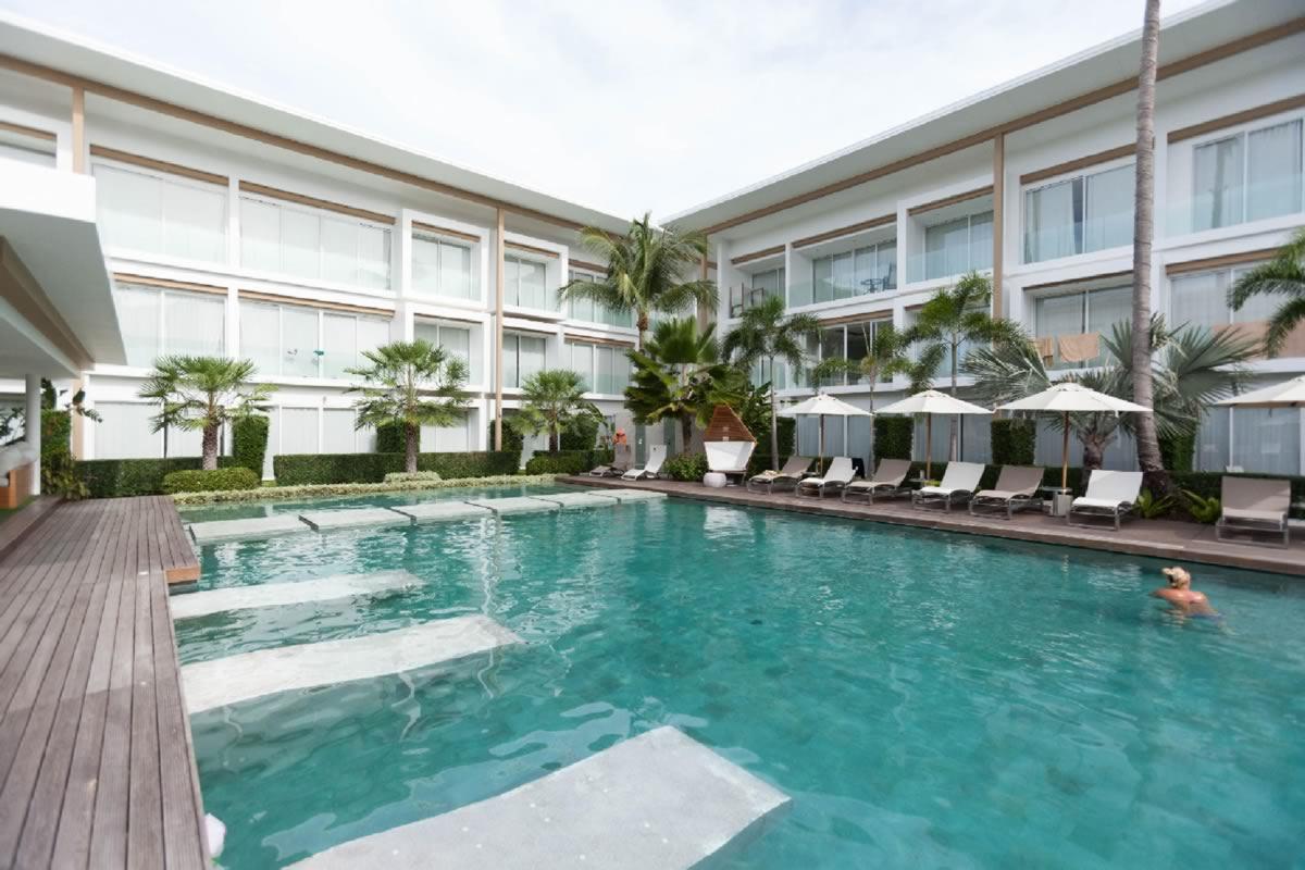 هتل لانا سامویی
