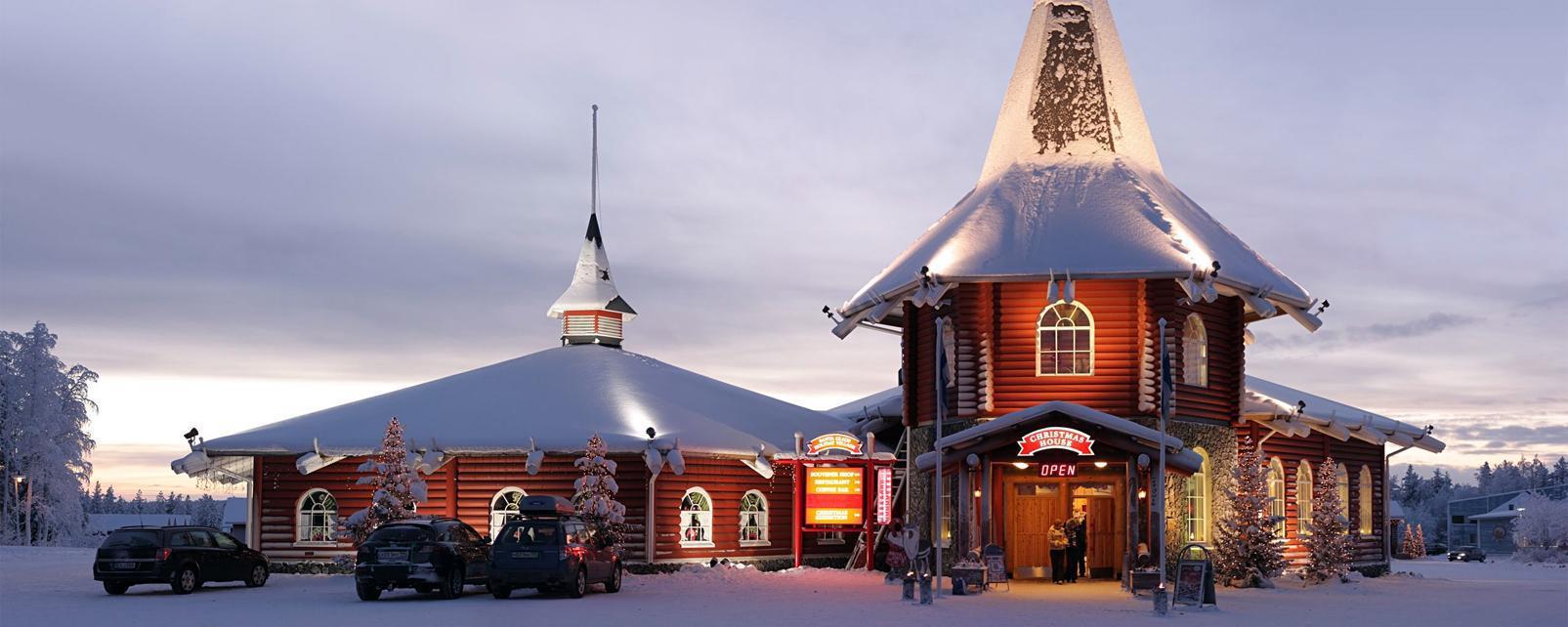 رووانیمی  Rovaniemi