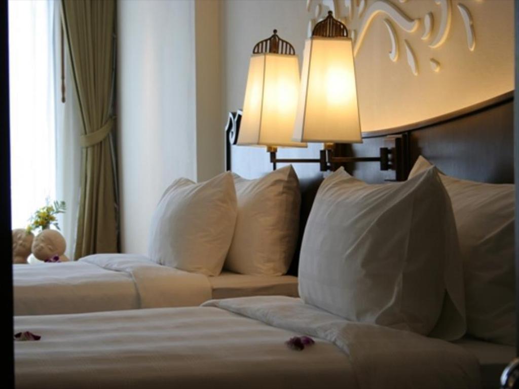 هتل پاتونگ پاراگون ریزورت اند اسپا پوکت