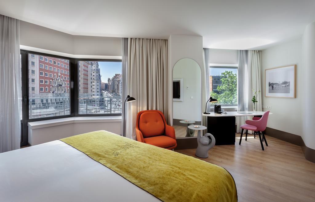 هتل بارسلو تور د مادرید