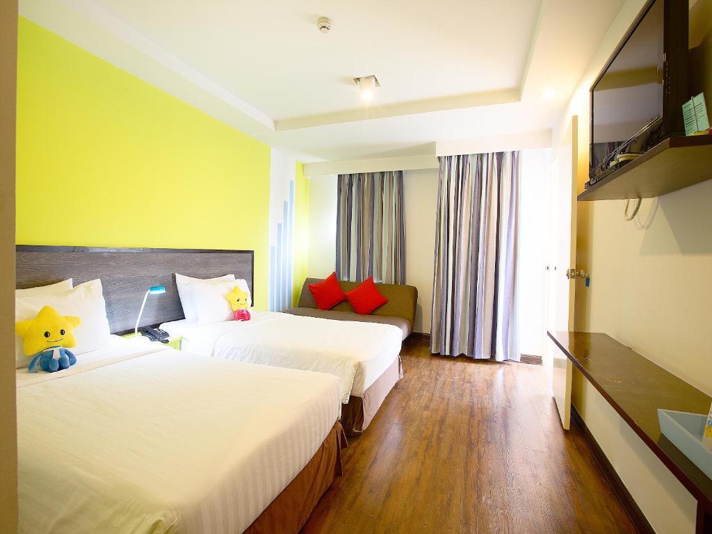 هتل آسترا ستورن بانکوک