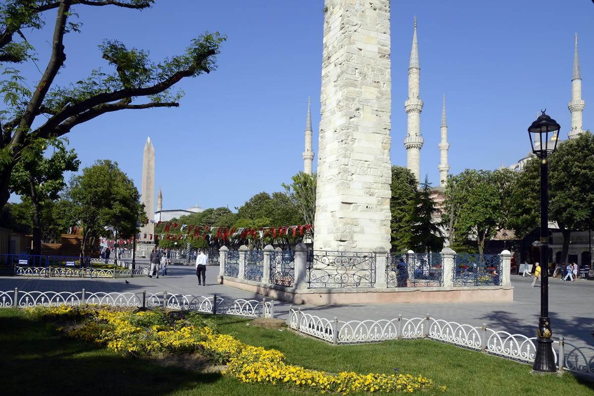 میدان هیپودروم استانبول