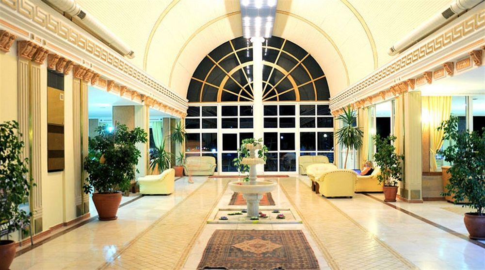 هتل پالم گاردن بدروم