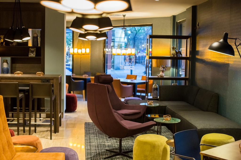 لئوناردو بوتیک هتل مادرید