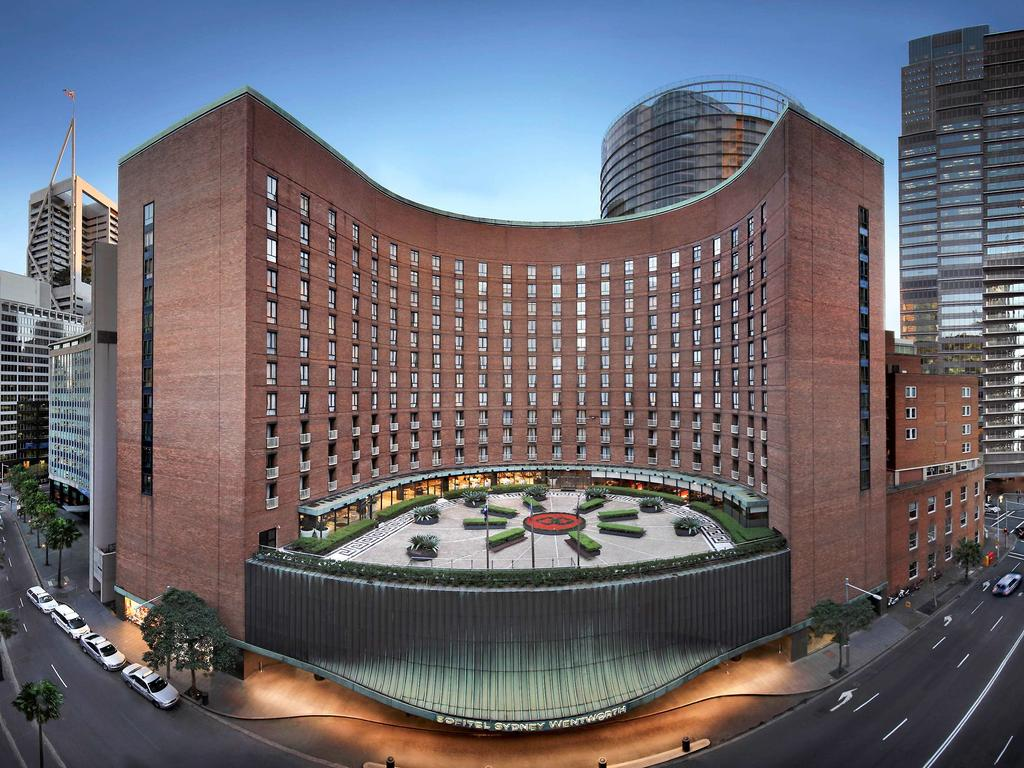 هتل سوفیتل سیدنی ونتورت