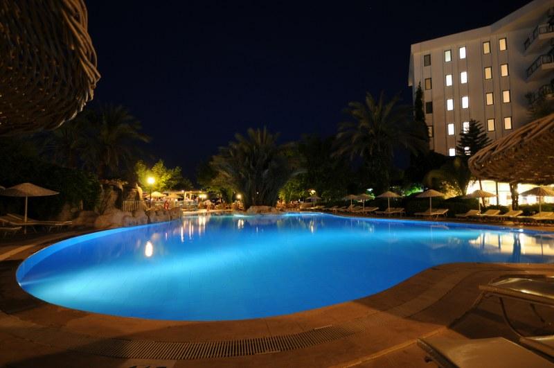 هتل تروپیکال مارماریس