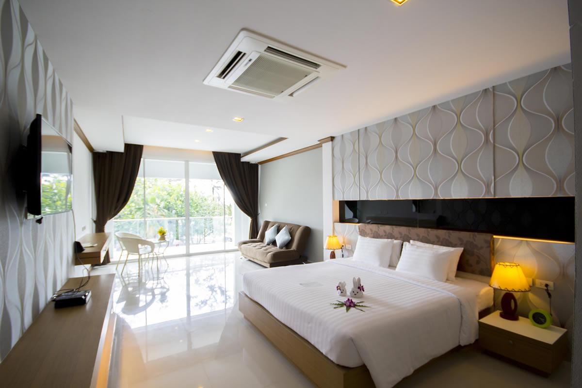 هتل شانایا بیچ ریزورت اند اسپا پوکت