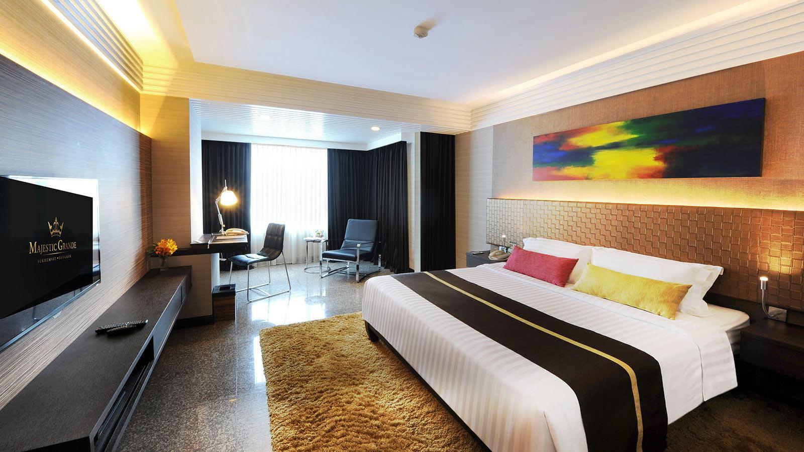 هتل مجستیک گرند بانکوک
