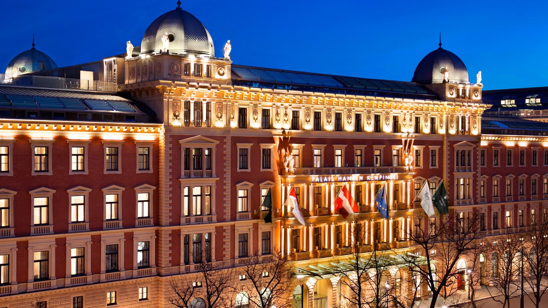 هتل پالاس هانسن کمپینسکی وین