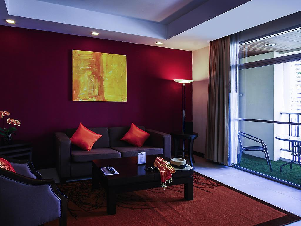 هتل مرکیور بانکوک سیام