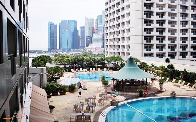 هتل فیرمونت سنگاپور