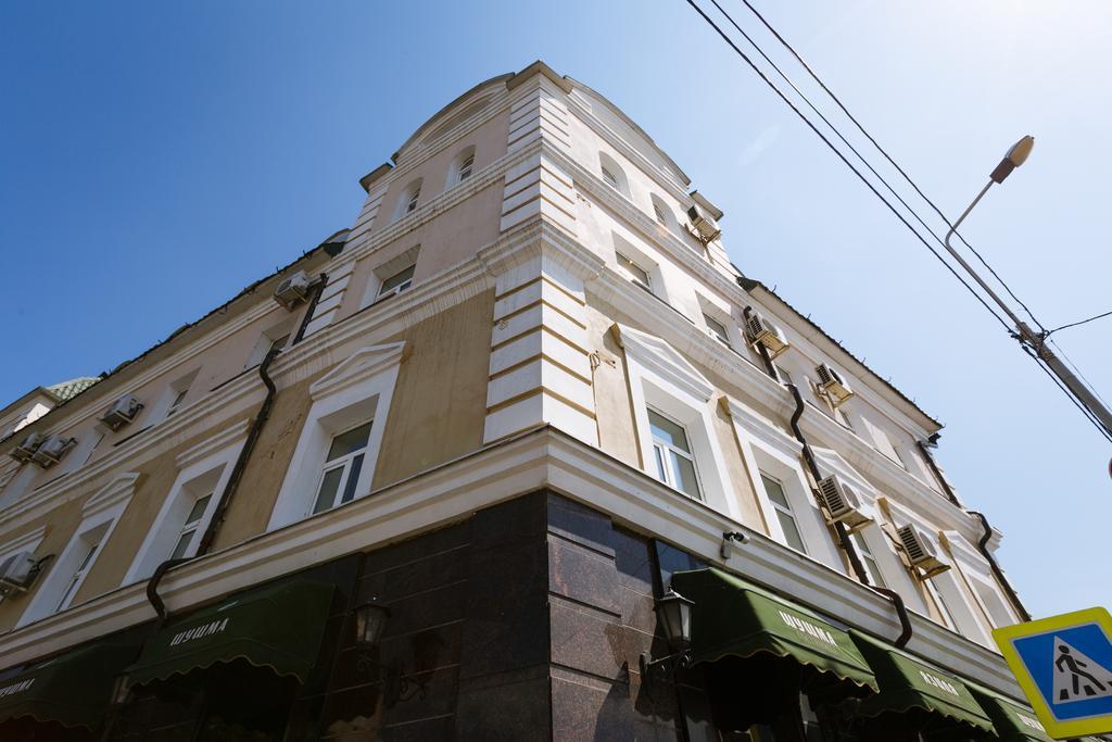 هتل شوشما کازان