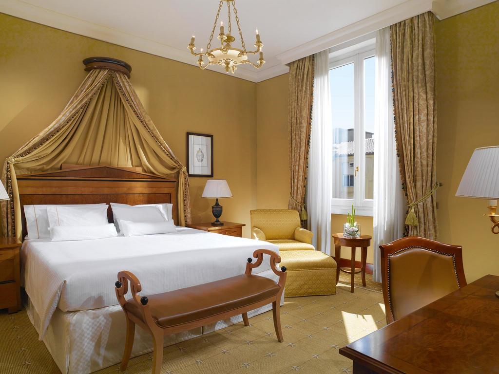 هتل د وستین اکسلسیور رم