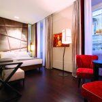 هتل استندهال لوکسری سوئیتس رم