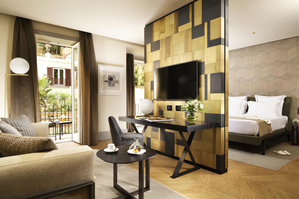 هتل مارگوتا 19 - اسمال لوکسری هتلز اف د ورلد رم
