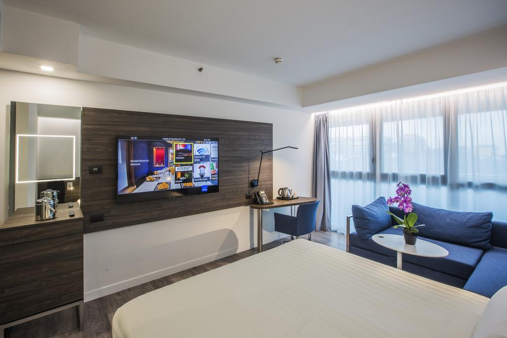 هتل نووتل رما یور