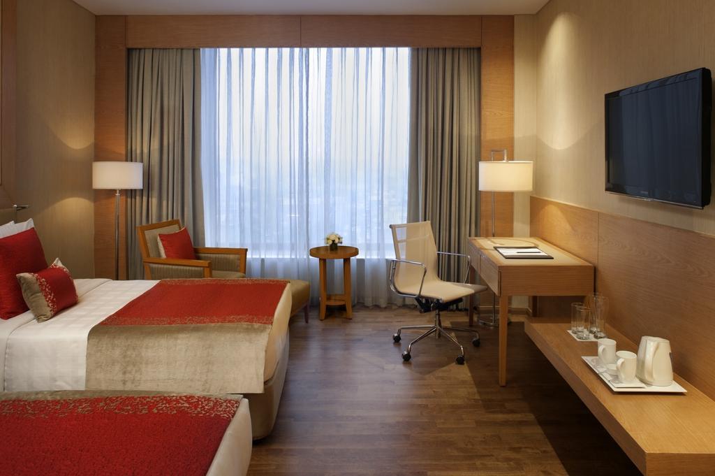 هتل رادیسون بلو نیو دهلی دوارکا دهلی