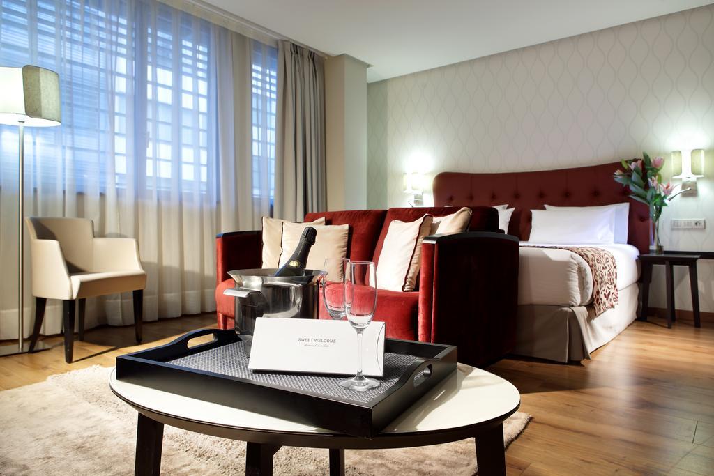 هتل یورواستارز پلازار مایور مادرید