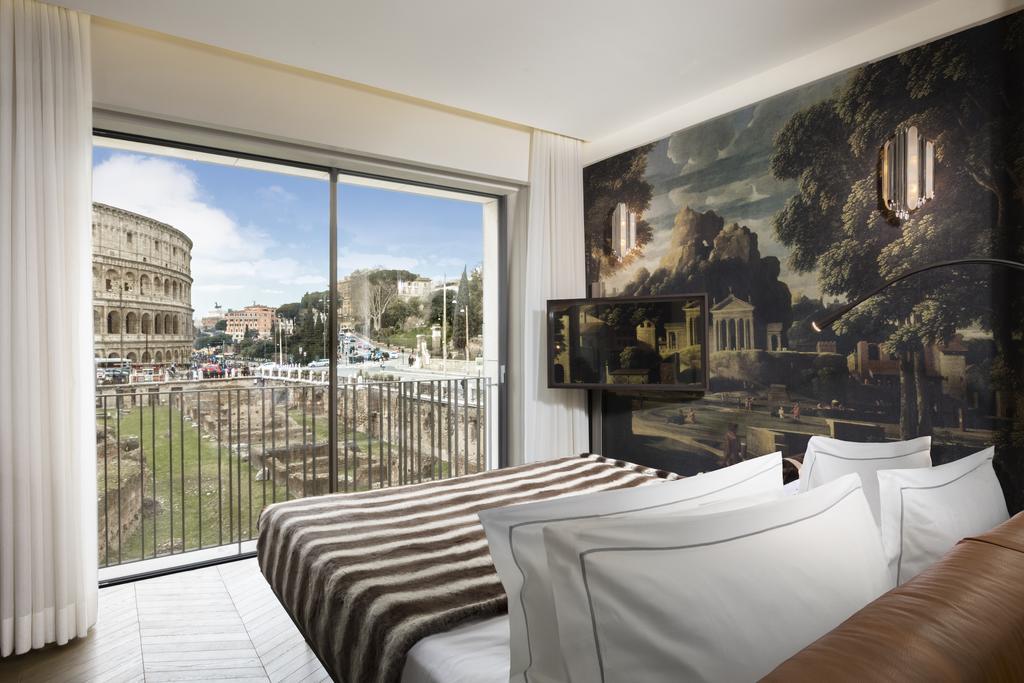 هتل پلازو منفردی رم