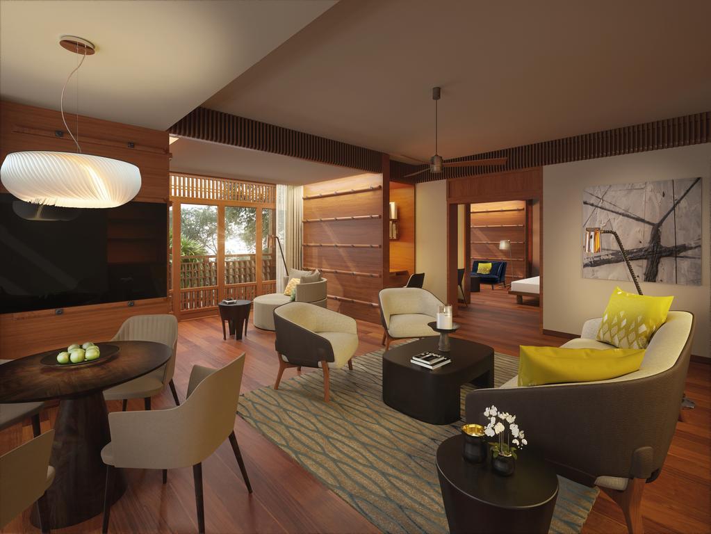 هتل داتای لنگکاوی