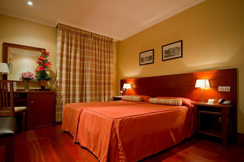 هتل لیوسو اینفانتاس مادرید
