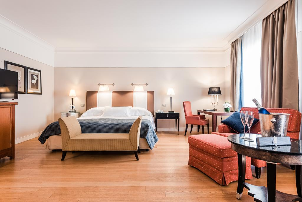 گرند هتل د لا مینرو رم