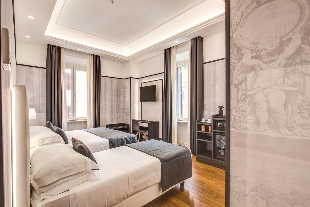 د لایبرتی بوتیک هتل رم
