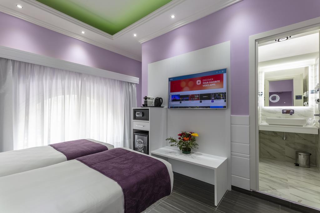 ریلایز تروی 133 بوتیک هتل رم