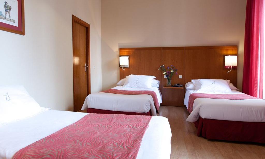 هتل آتنو پورتا دل سول مادرید