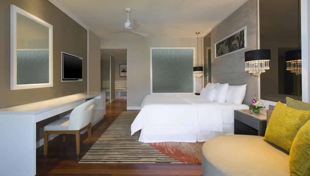 هتل وستین ریزورت و اسپا لنگکاوی