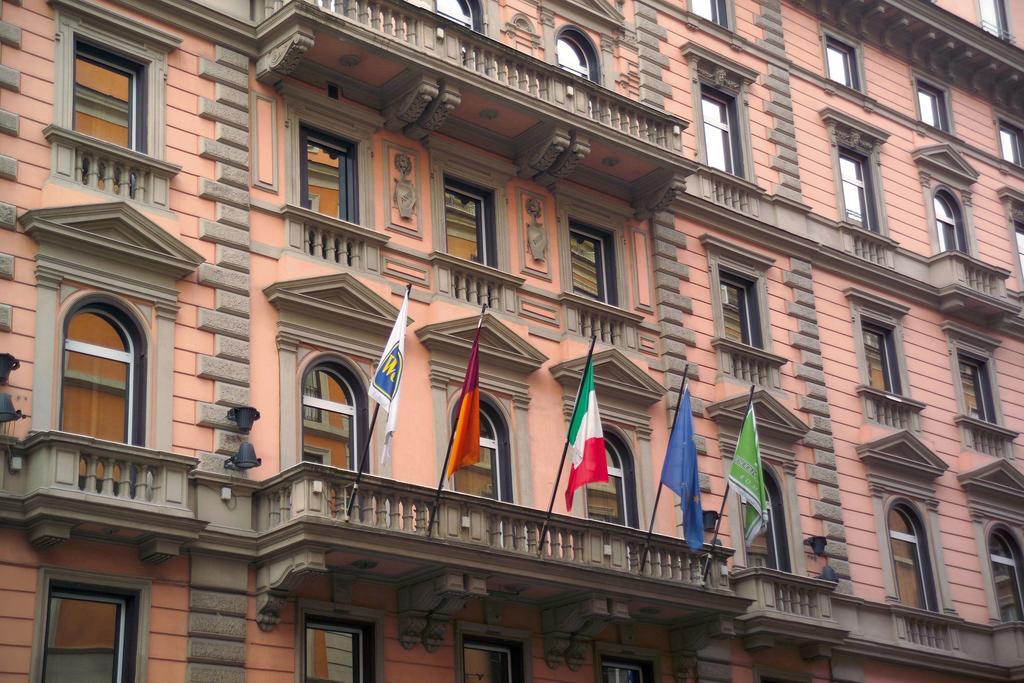 بست وسترن پلاس هتل یونیورسو رم