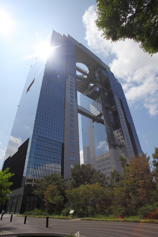 هتل اوزاکا توکیو ری اوزاکا