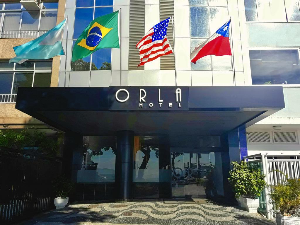 هتل اورلا کاپاکابانا ریودوژانیرو   Orla Copacabana Hotel
