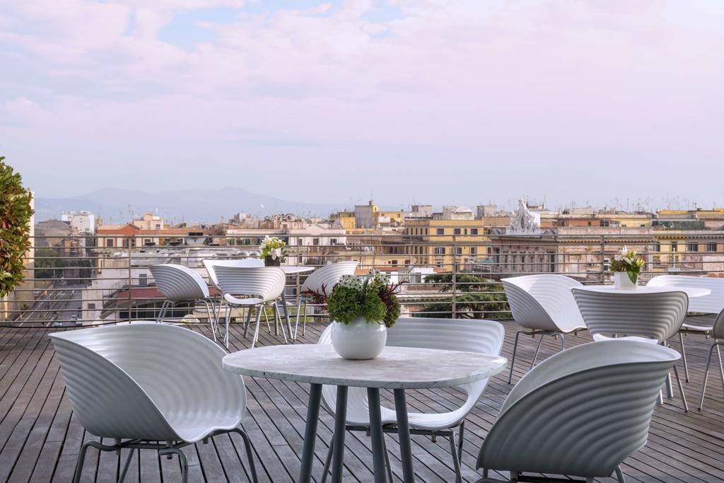 رادیسیون بلو اس. هتل، روما