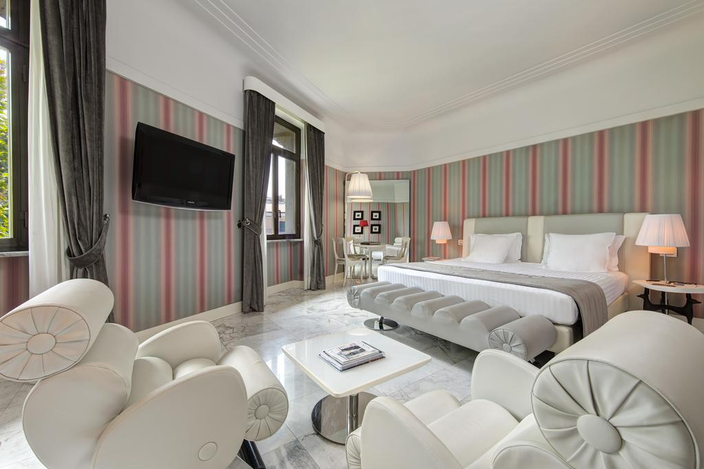 گرند هتل پالاس رم