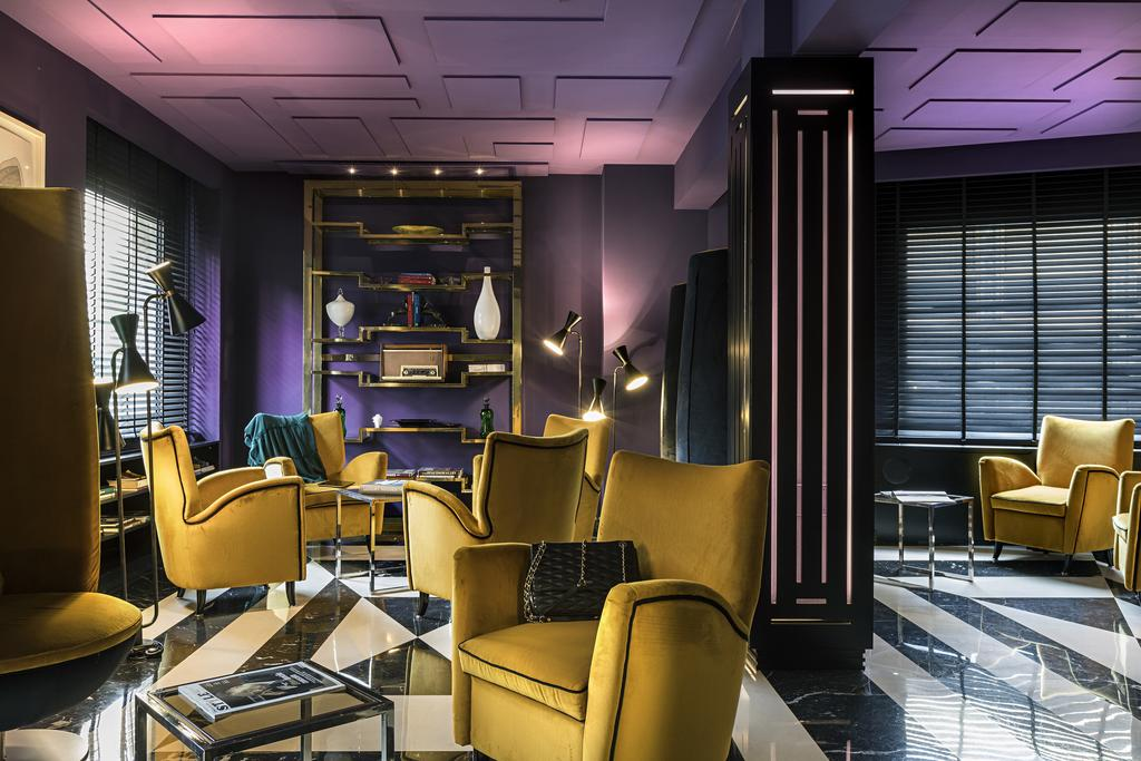 هتل د تریبون رم