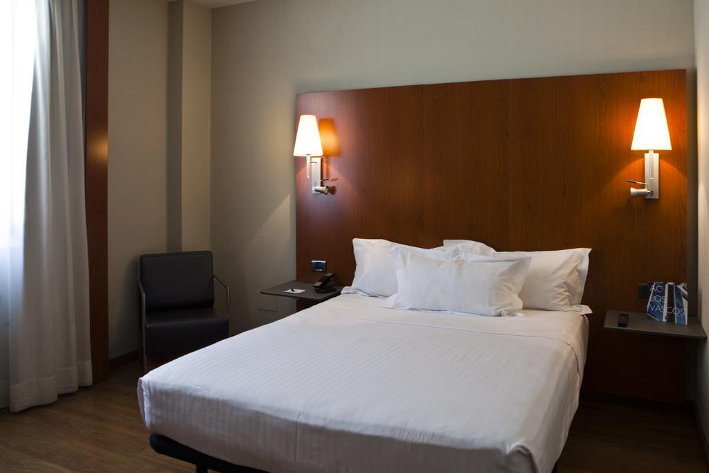 ای سی هتل لاس واسکوس، ا ماریوت لایفاستایل هتل مادرید
