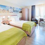 هتل بست وسترن کانت استراس برلین
