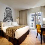 هتل یورواستارز مادرید گرن ویا