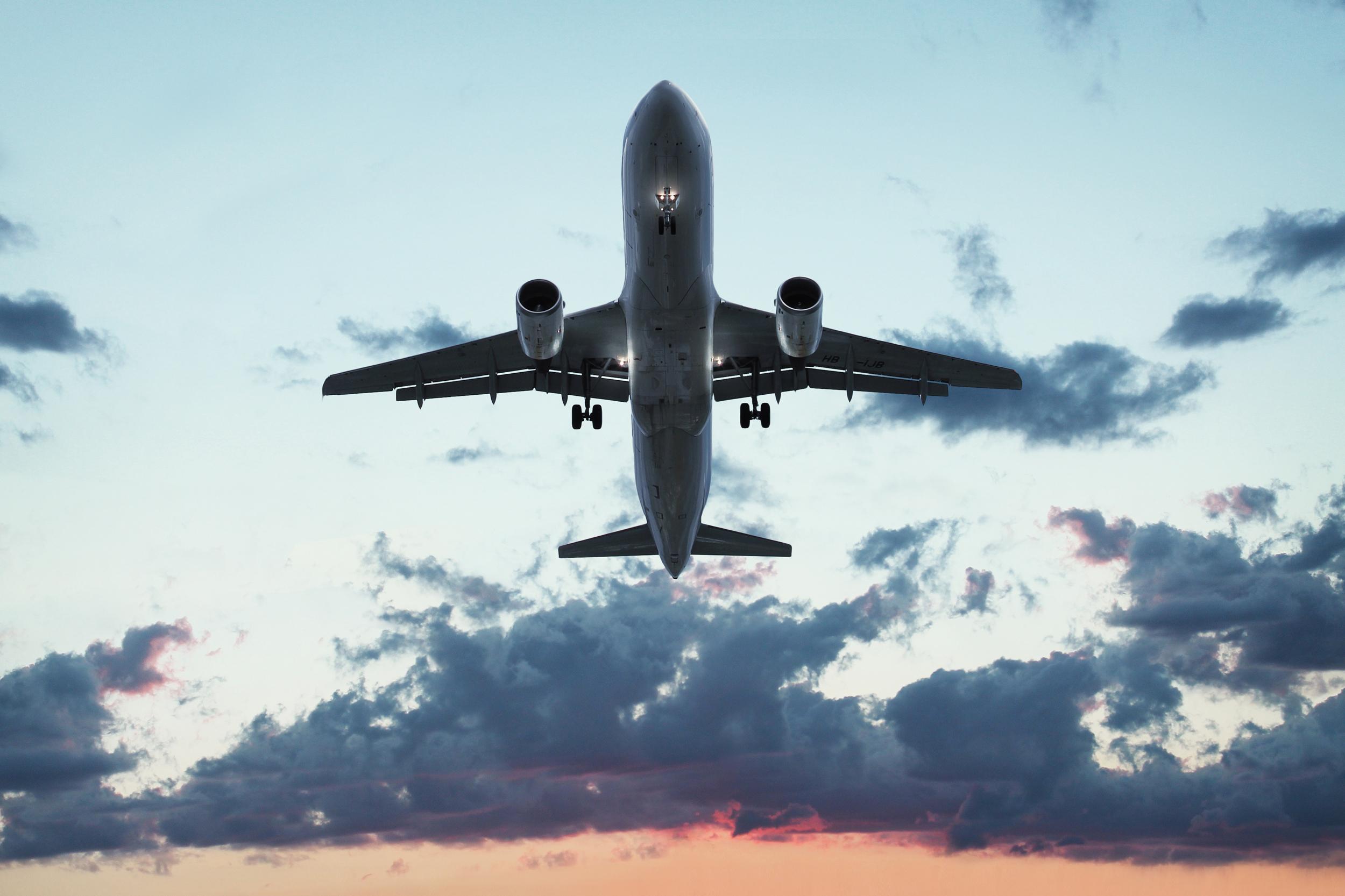 رزرو بلیط هواپیما